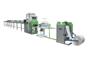 Automatic Sewing And Hot Melt Production Line SQ-700-X